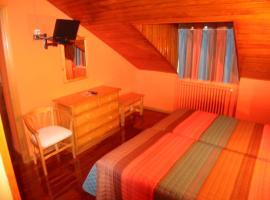 Hotel Navarro, Пантикоса