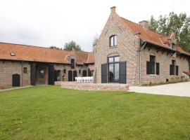 Vacation Home Landgoed de Monteberg, Dranouter (Nieuwkerke yakınında)
