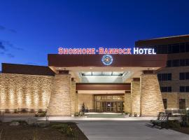 Shoshone-Bannock Hotel and Event Center, Fort Hall