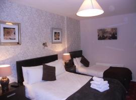 Leitrim Lodge Hotel, Carrick on Shannon (рядом с городом Leitrim)