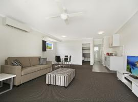 Cooroy Luxury Motel Apartments, Cooroy (Black Mountain yakınında)