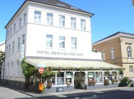 Hotel Bergischer Hof, Königswinter