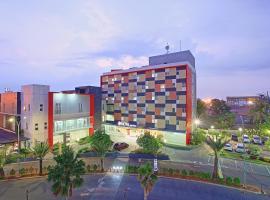 @Hom Hotel Tambun, Bekasi (рядом с городом Cibitung)