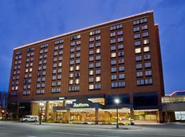 Radisson Hotel Lansing at the Capitol