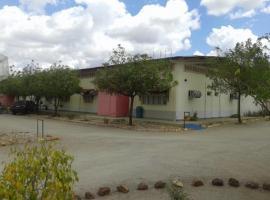 Pousada Bellavista, Currais Novos (Cerro-Corá yakınında)