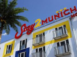 Stay2Munich Hotel & Serviced Apartments, Brunnthal