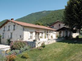 L'Estapade des Tourelons, Сен-Жан-ан-Руаян (рядом с городом Bas Bouvante)