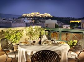 Jason Inn, Athen