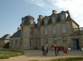 Relais du Silence Château Du Bois Guy, Паринье (рядом с городом Landéan)