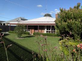 Dunstans Guest House, Ballarat (Elaine yakınında)