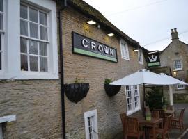 The Crown Inn at Giddeahall, Yatton Keynell
