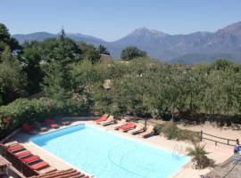 Altu Pratu Armunia, Erbajolo (рядом с городом Piedicorte-di-Gaggio)