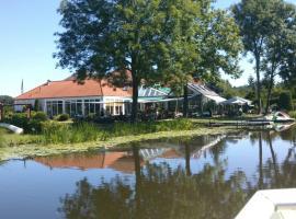 Hotel und Restaurant Grüner Baum, Genthin