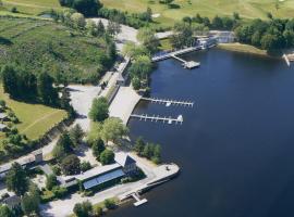 Logis Hotel du Lac, Нёвик (рядом с городом Chirac-Bellevue)