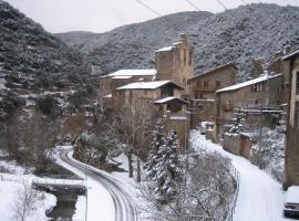Casa Ferrer, Vall de Castellbò
