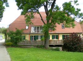 Hotel & Reiterhof Gut Weihersmühle, Neureuth (Vehlberg yakınında)