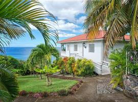 Caribbean Sea View Holiday Apartments, Méro (Bells yakınında)
