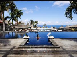 Palm Hôtel & Spa, Petite Île