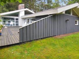 Holiday home Ebeltoft 299 with Sauna and Terrace, Femmøller