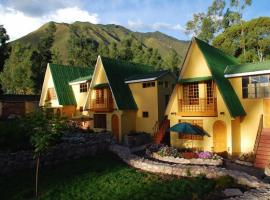 Amaru Valle Hotel, Urubamba