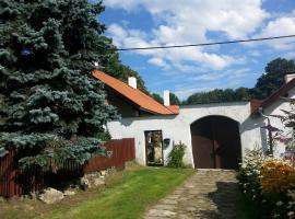 Apartmán Krátká, Krátká (Milovy yakınında)