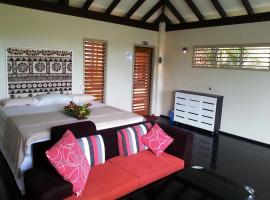 Fiji Lodge Vosa Ni Ua, Naindi