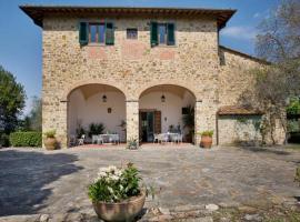 Villa Ulivello, Florenz