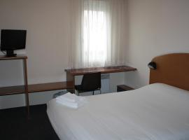 Hotel Quick Palace Nancy, Essey-lès-Nancy (рядом с городом Varangéville)