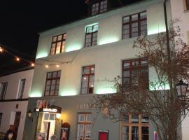 Hotel Reingard, Vismāra