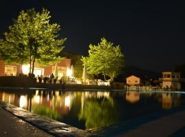 Aitheron Hotel Air Park, Панагитса