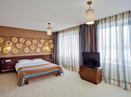 Irkutsk Hotel, Irkoutsk