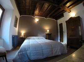 Dimora & Spa Il Cerchio di Lullo, Fumone (Ferentino yakınında)