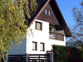 Apartment U Anděla, Dlouhá Ves (Sušice yakınında)