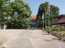Hotel Gutshof Busch, Sarstedt (Algermissen yakınında)