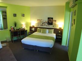 Hotel The Originals Grenoble Gambetta (ex Inter-Hotel)