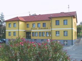 Pension Schlossblick, Nebersdorf (Oberpullendorf yakınında)