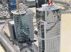 Swiss-Belhotel Seef Bahrain, Manama (Karbābād yakınında)