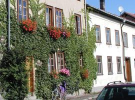 Pension Johanna Specht, Arnstadt (Wachsenburg yakınında)