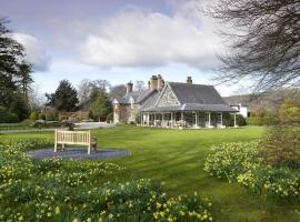 Tyddyn Llan Restaurant with Rooms, Корвэн