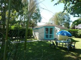 Camping de la Sole, Puybrun (рядом с городом Prudhomat)