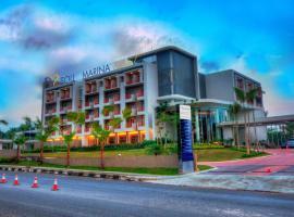 Soll Marina Hotel & Conference Center Bangka, Pangkalpinang