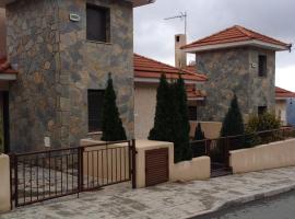 Agros Panoramic Villa, Agros (Potamitissa yakınında)