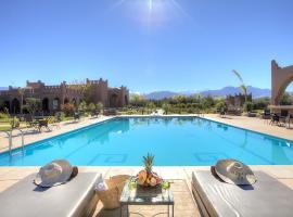 La Kasbah Igoudar Suites & Spa, Lalla Takerkoust