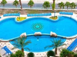 Leonardo Plaza Hotel Dead Sea, Neve Zohar