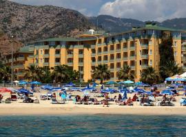 Kleopatra Dreams Beach Hotel, Alanya