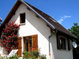 Les Jonquilles, Miribel-les-Échelles (рядом с городом Merlas)