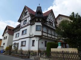 Ferienwohnung Grebner, Schalkau (Fornbach yakınında)