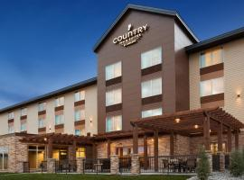 Country Inn & Suites by Radisson, Bozeman, MT, Bozeman