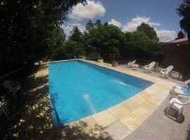 Hotel Complejo Najul Suites, Mina Clavero
