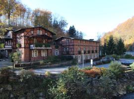 Hotel Rabenauer Mühle, Rabenau (Obernaundorf yakınında)